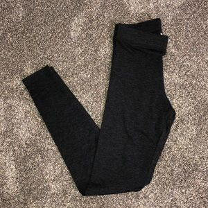 NWT VS Pink Cotton leggings